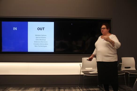 Photo of Presentation #1: Negotiating a Proposal