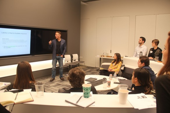 Photo of Presentation #3: Negotiating a Contract