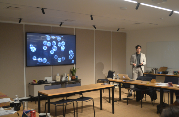Presentation #3: Projects from Autodesk Research Studio